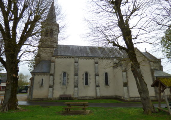 Eglise Sainte-Fauste