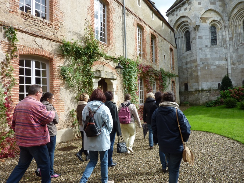 Château de Gargilesse à GARGILESSE-DAMPIERRE - Patrimoine culturel - Berry Province
