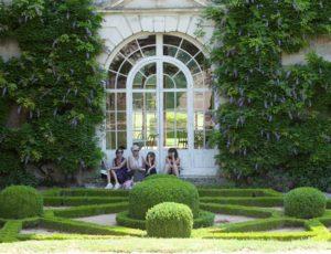 Jardins du Château d'Azay-Le-Ferron – © Hellio et Van Ingen
