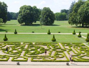 PCUCEN0360030084 – Jardins Château d'Azay-Le-Ferron – 6
