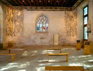 PCUCEN0360040117 – Musée de l'Hospice Saint-Roch Issoudun – Chapelle  – 3