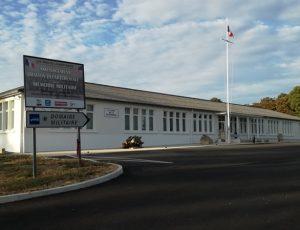 La maison de la mémoire militaire à la Martinerie