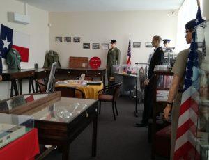 L'une des salles de mémoire américaine