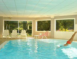 Le Relais du Moulin piscine