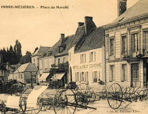 Place de Gaulle – Mézières