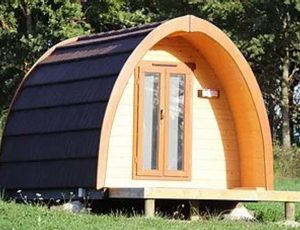 Pod camping de Ligny