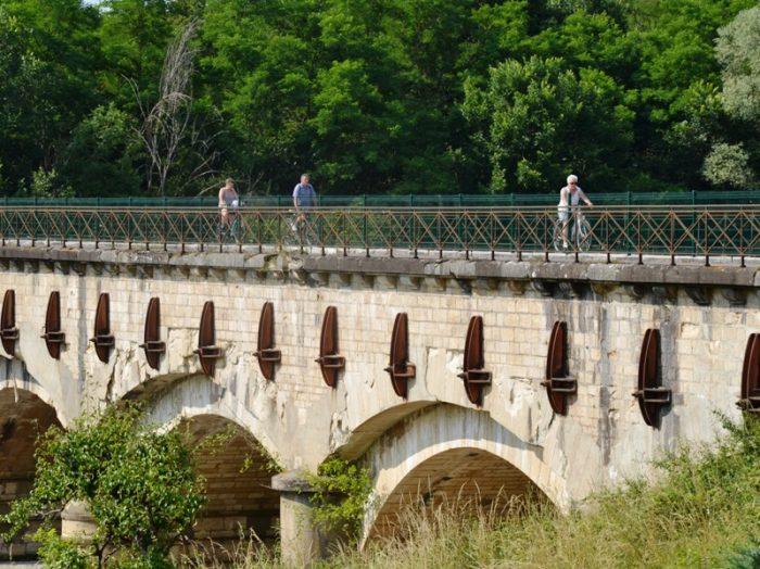 Pont-Canal de la Tranchasse
