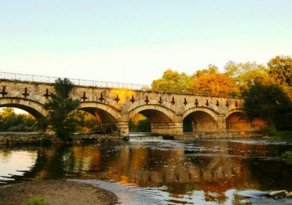 Pont-canal de la Tranchasse (c) Office de Tourisme Coeur de France
