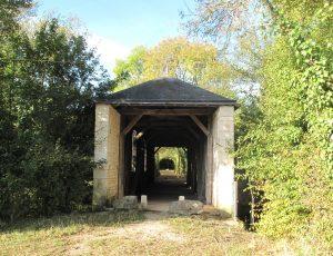 Le Pont Chrétien – Pont couvert