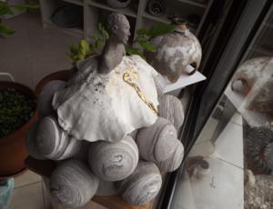 Reine _ porcelaine et grès (2)