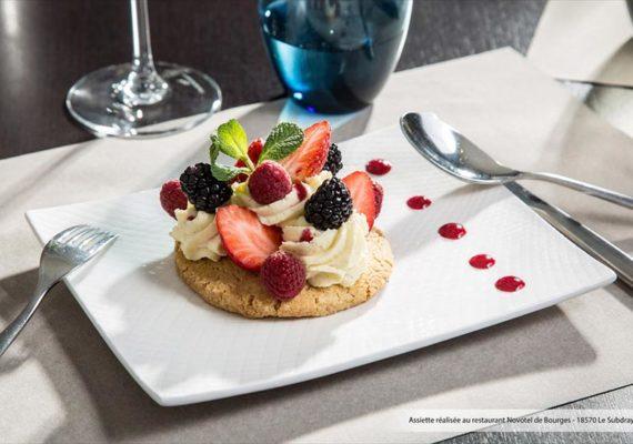 Restaurant-plat-novotel-Bourges