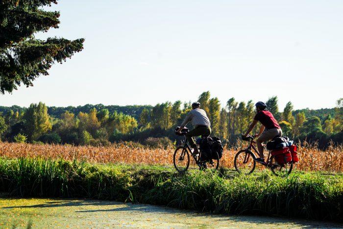 Canal de Berry à Vélo ©Ad2t
