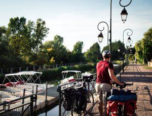 Canal de Berry à Vélo