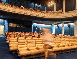 Cinéma Apollo Châteauroux Balcon