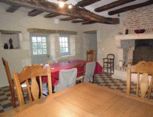 La maison et le chalet – Beauchapeau – Mérigny