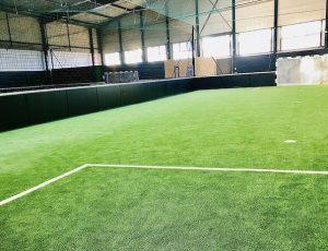 Salle de foot