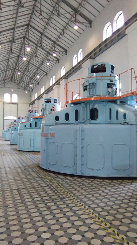 Edf Barrage Hydroélectrique Deguzon à Cuzion Patrimoine Culturel
