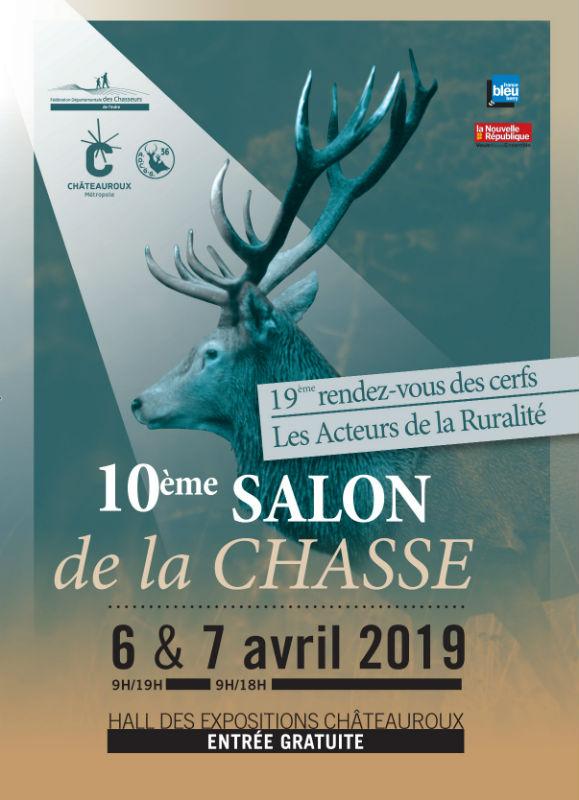 Salon de la chasse Chateauroux