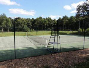 Domaine de Poulaines -Tennis