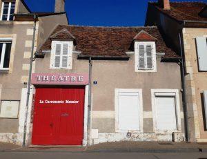 Théâtre Carrosserie Mesnier © OTCDF
