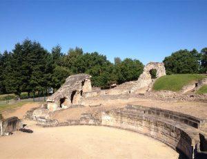 Théâtre gallo-romain Drevant