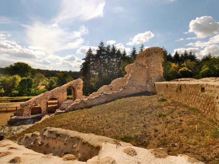 Théâtre gallo-romain retouchée