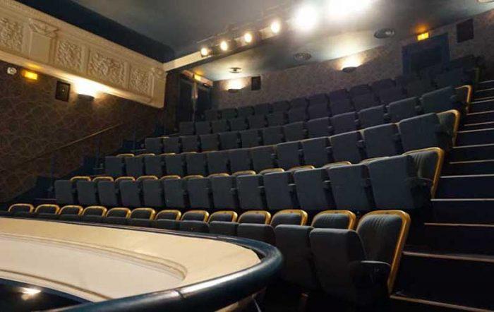 Théâtre Maurice Sand La Châtre Indre Berry