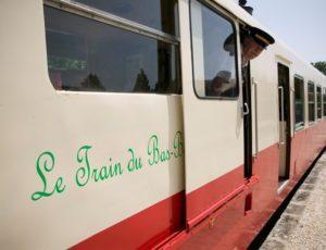 Train touristique du Bas Berry – 1