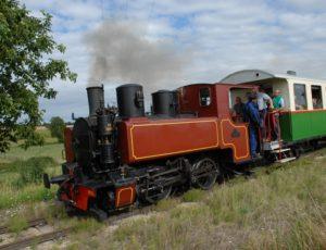 Train touristique du Bas Berry – 5