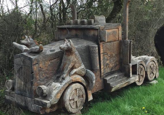 Sculpteur sur bois Van Ingen