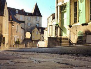 Visite guidée du vieux Châteauroux