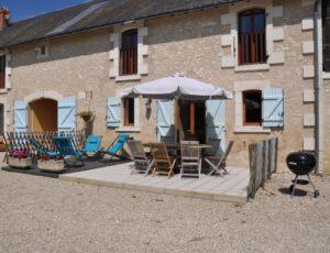 Clos de la Richaudière – Villa Chêne
