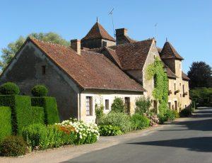 Village d'Apremont