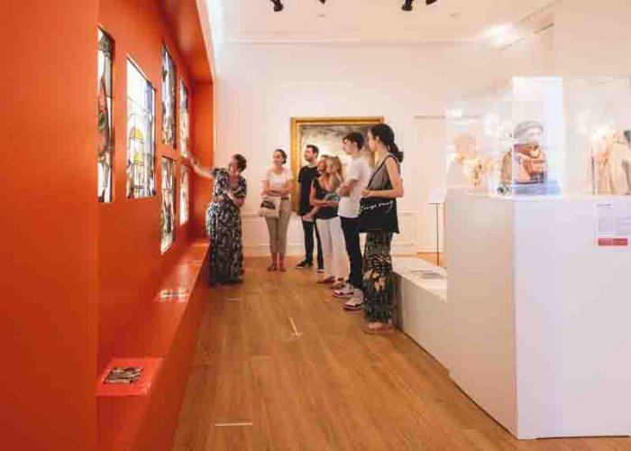 Visite commentée musée
