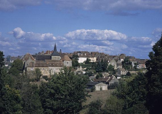 Visite ville Saint-Benoît-du-Sault