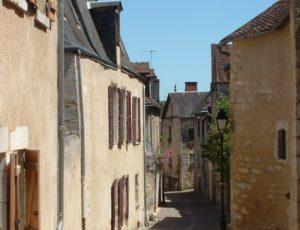 Visite ville au château