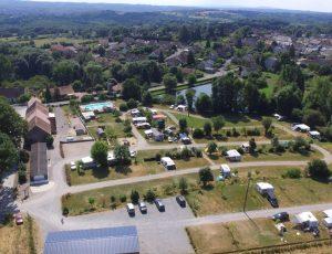 Camping de la Garenne – Eguzon