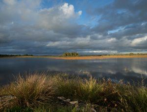 Rencontre avec les paysages de Brenne – Etang par temps d'orage
