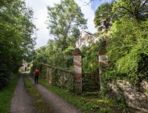 Le Saint-Fleuret – Dans le hameau de Mijault