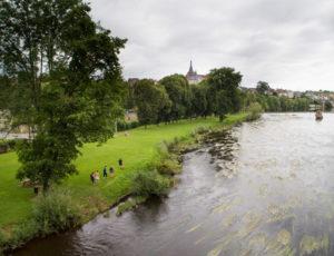 Balade en bord de Creuse – L'Ilon en bord de Creuse