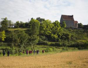Entre Creuse et Suin –  En allant vers la Maiosn Neuve