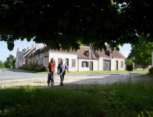 Le village des forgerons – Au départ de la Caillaudière