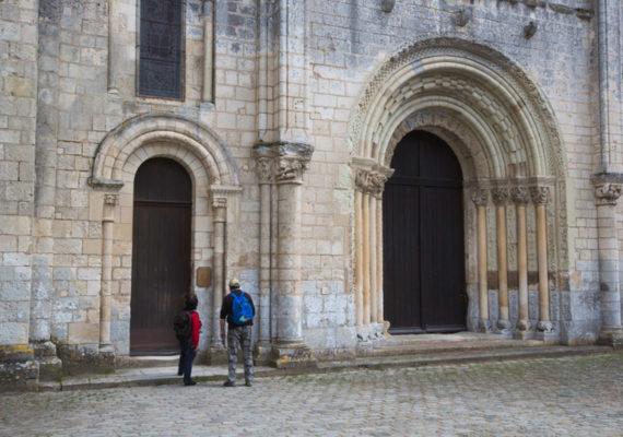 Le bois des Roches – Aux portes de l'abbaye de Fontgombault