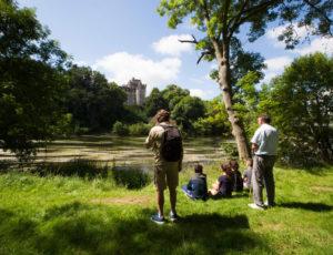 Des bords d'étangs au bord de Creuse – Vue sur la Creuse