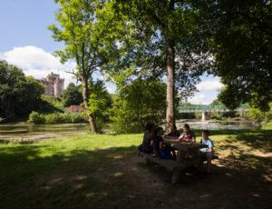 Des bords d'étangs au bord de Creuse – Pause en bord de Creuse