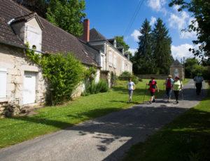 Entre Brion et Creuse – Hameau de Cors