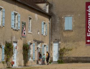 Chemin d'eau, chemin de fer – Château Naillac et l'écomusée de la Brenne