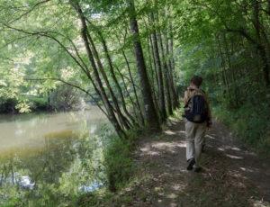 De la Benaize à l'Anglin – En cheminant