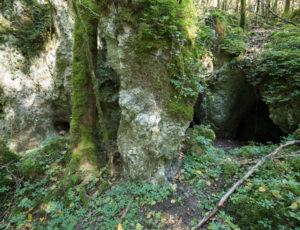 La Creuse entre val et coteau – La cave aux loups