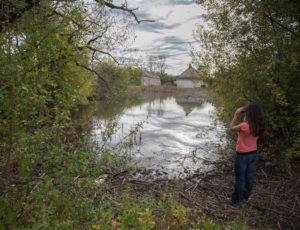 De l'étang aux mares de Ratz – Halte à l'étang